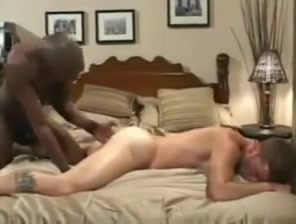 White GAY ASS LOVE BIG BLACK COCK Yang woman blowjob dick and interracial