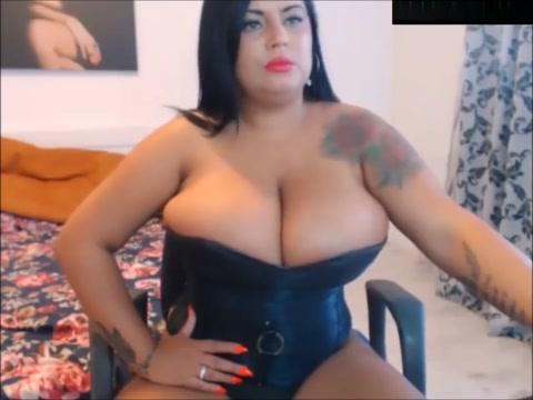 big tits webcam stream