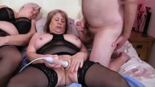 2bbw Amateur Matures Joy In Bed