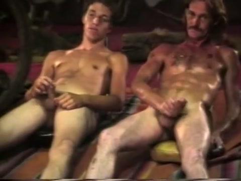 Gay Vintage History - Turie Ramirez & David Currie Free vintage porn sites