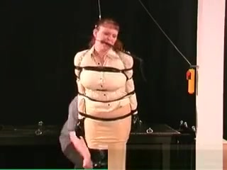 Kinky Milf Gets Tied And Cunt Inspected buffy davis and peter north