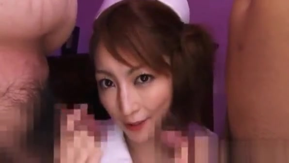 Pleasant Nurse Nudity With Her Asian Wet Crack Exposed
