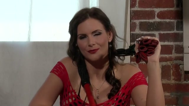 Phoenix Marie is a demanding master to her slave hardcore junky mixed bag