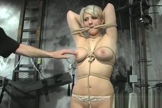 Restraint For A Babe Who Enjoys Sadomasochism Treatment Bukkake trinity tubes