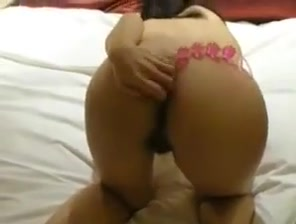 Petite Chinese exploring anal joy with anal beads Latin Maids Porn