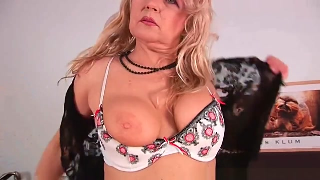 Grandma in lust gets fucked by sons friend Women sex increase