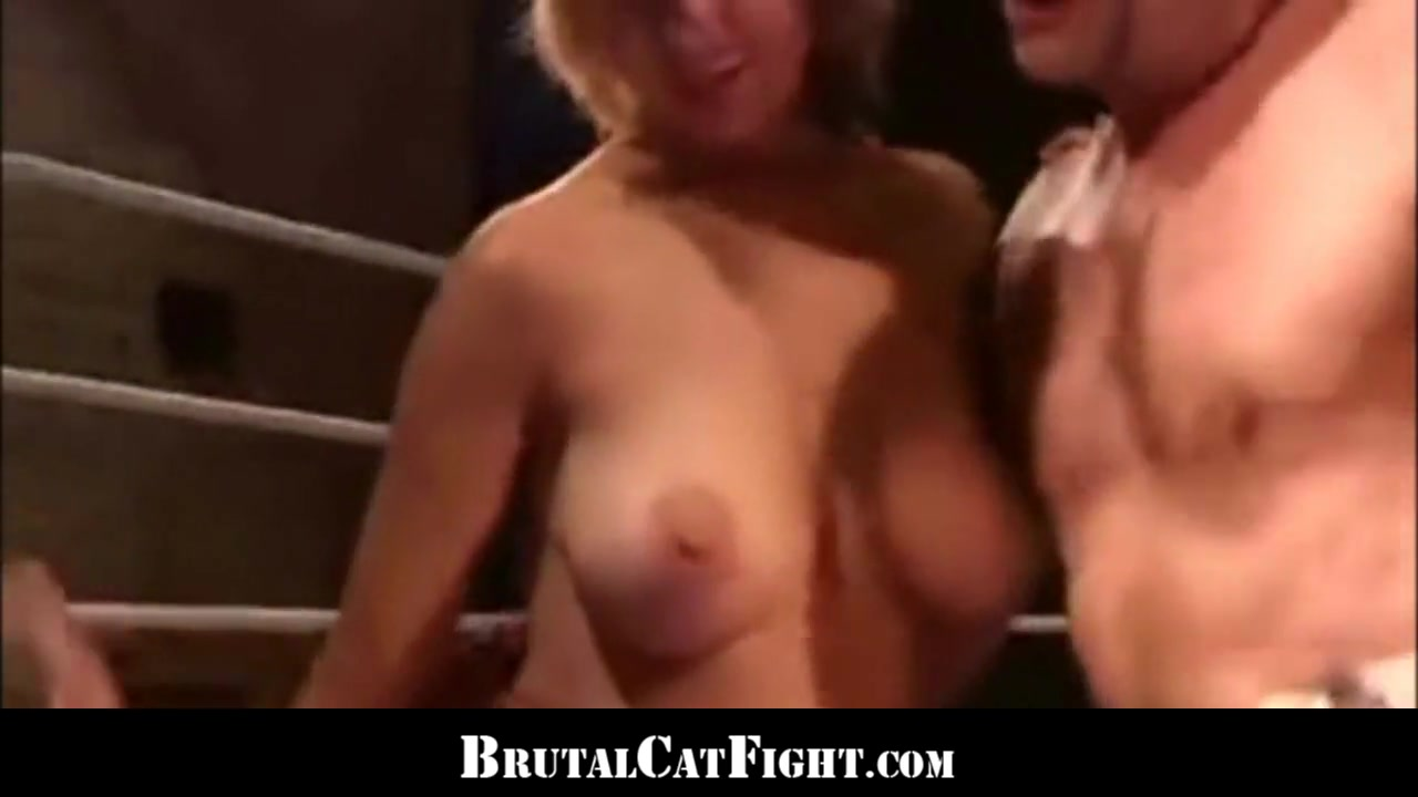 Fight girl ending with a double penetrated video of lohan breast