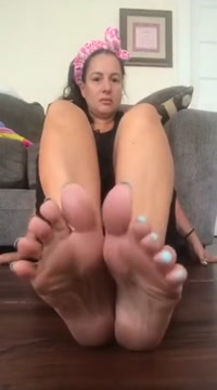 Foot tease free wet sex audio