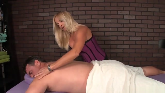 She Hates Massaging Perverted Guys Like These Busty british mature porn