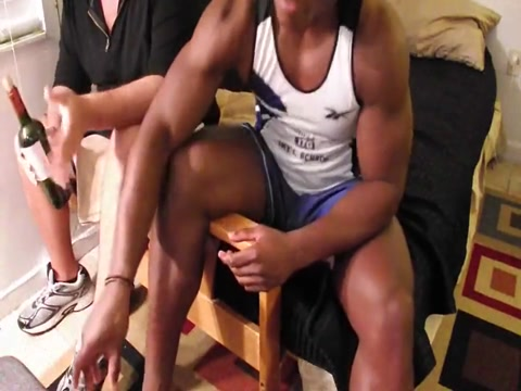 Beefy Black Muscle Man Molested (Where is this from) Free phone sex cam in Dhaka