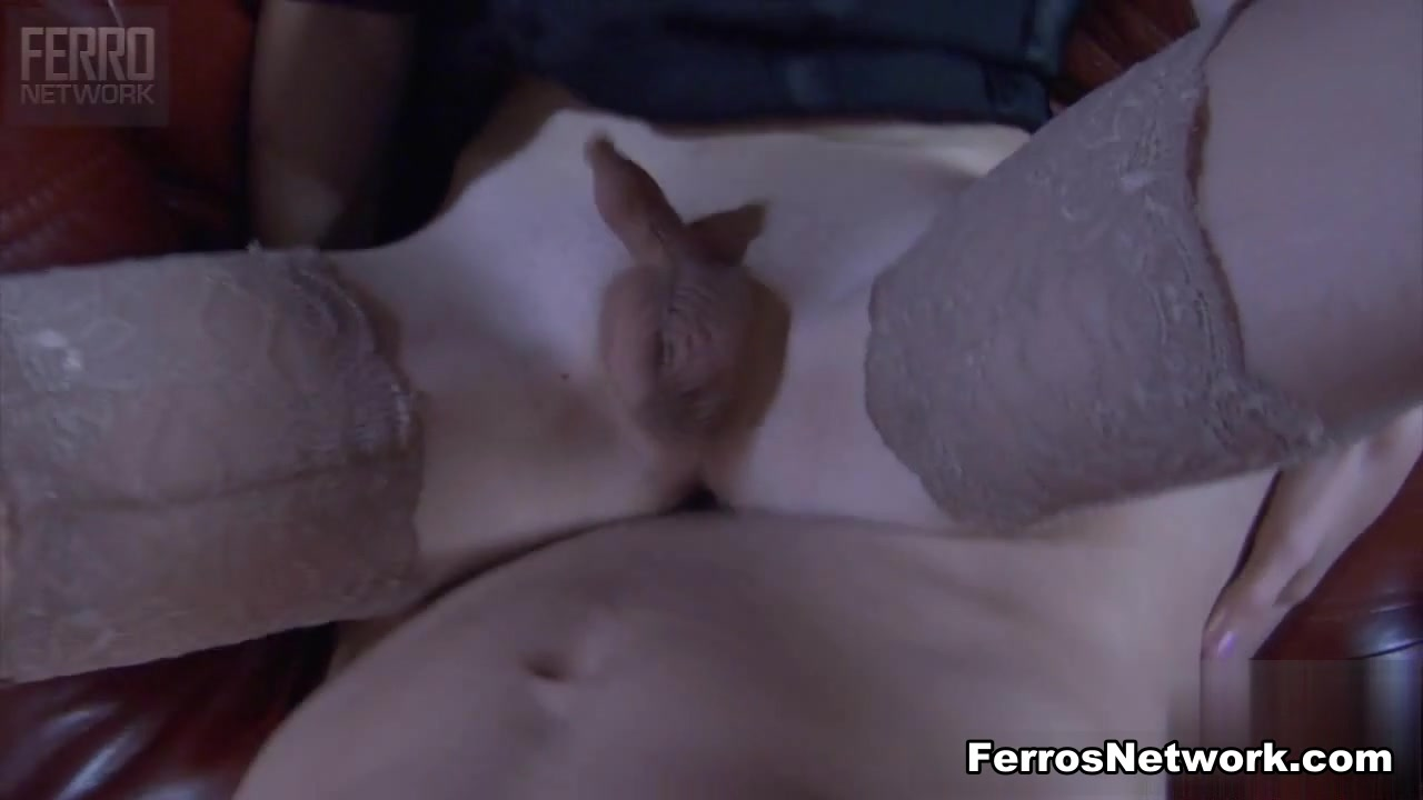 GaySissies Video: Eddie and Benedict Sexy black woman feet