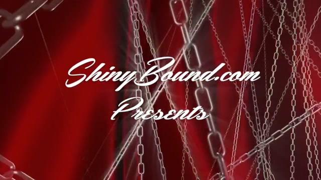 Nyxon Bound and Gagged Orgasms Annie cruz bondage