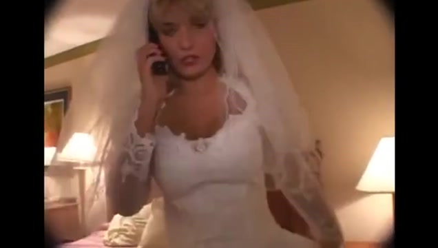 Cheating Bride-Slut 1 hot black cum white wife