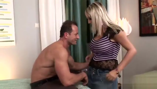 Babe With Huge Tits Fucks Guy Till He Comes Twice