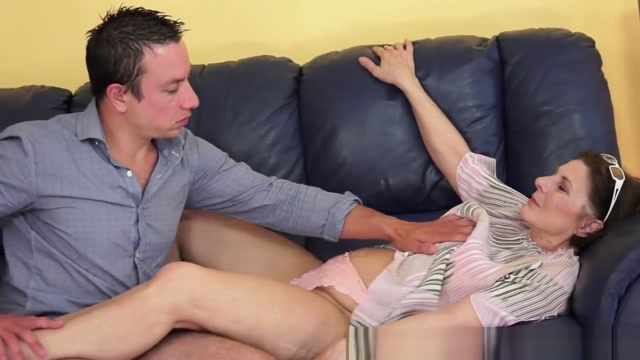 Euro Granny Pussyfucked On All Fours Sexy home video upload