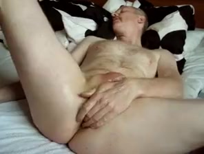 I cum while pumping my ass with a huge dildo! xx free sex moovi