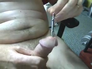 Urethral Plug Sounding nude bedroom women fucked