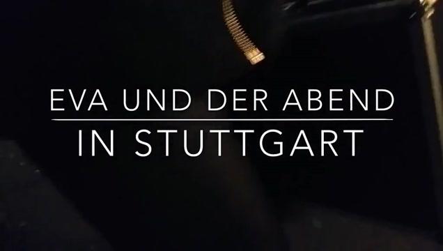 Eva in Stuttgart Porn star naked gif