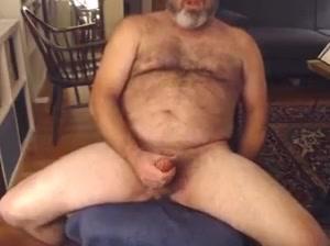 half straigh uk papa load Big natural hanging tits gif
