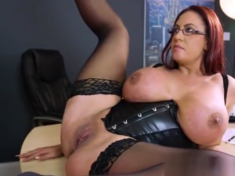 Luscious Boss Emma Butt Spreads Her Legs For Her Driver Mature mix hanjobs