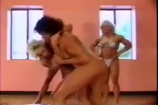 muscle Bodybuilders CATFIGHT Free nudist sex videos