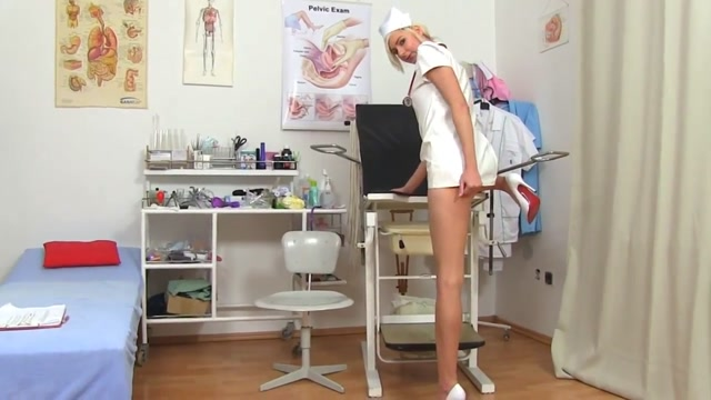 Sexy Nurse GV00068 How long do males last in sex
