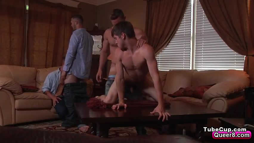 Twink fucked like a whore by three ruthless men New black porn girls