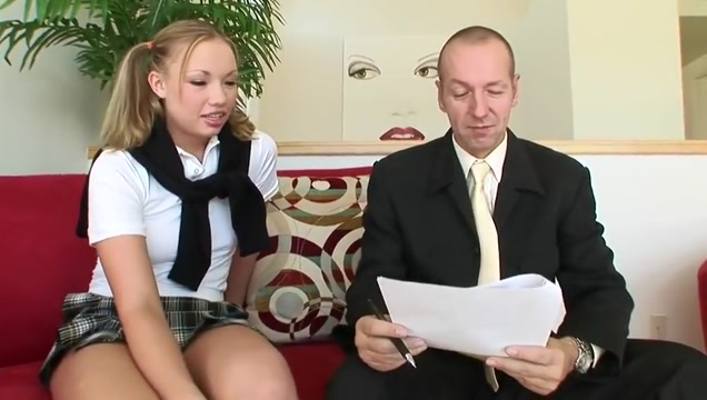 college girl blonde perfect