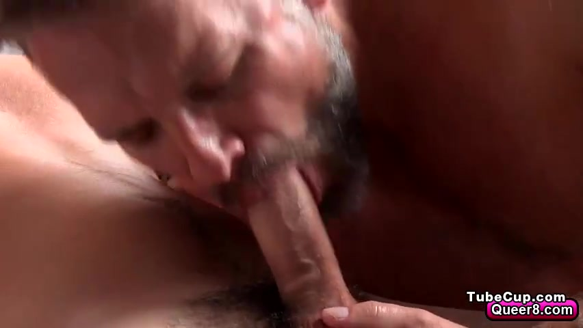 Twink fucked in mouth and ass by big hairy bear atk hairy free vidz