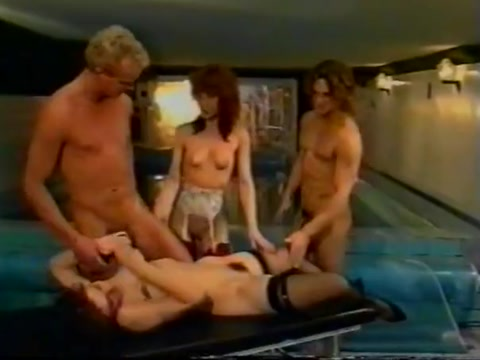Pam Snyder & Marianne Sperber - Foursome