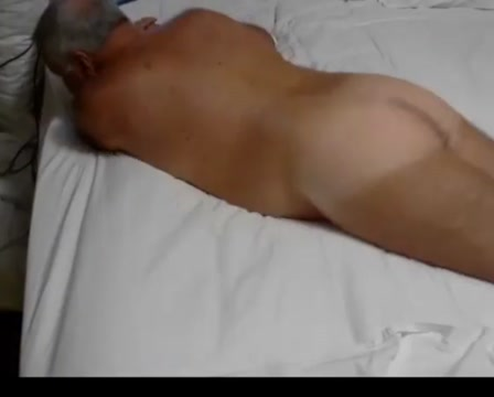 Grandpa and junior play on webcam Lesbian babe fistfucking shaved pussy