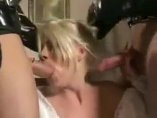 Fabulous amateur DP, Threesomes xxx video water gril sex porn