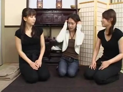 Horny Japanese model Kumi Shiromoto, Monica Serizawa, Mamiya Izumi in Hottest Fingering, Fetish JAV clip Hot gay me