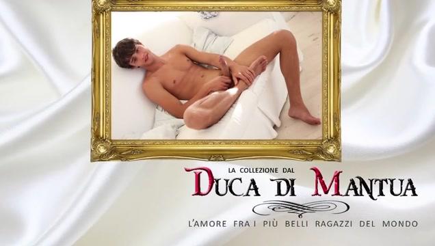 Duca Di Mantua -THE FASHION TRIO - A hot twink threesome Jerk Off My Eye