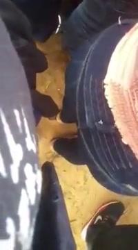 Apoyada a la de jeans. Hidden cam immature lesbians