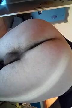 Anal Playtime!!! Not my dildo non nude non porno