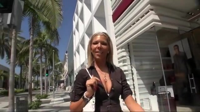 Best amateur Blonde, Outdoor porn clip old aunty love cock and blowjob