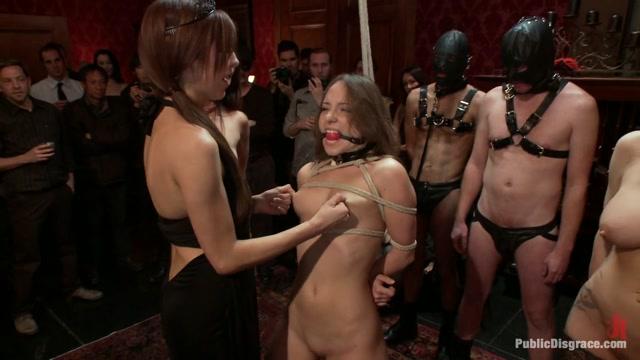 Princess DonnaS Birthday Bash Part 1 - PublicDisgrace