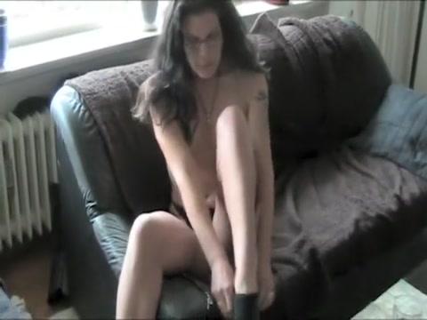 Crazy homemade Solo Girl, MILFs sex scene Masturbation intruction video