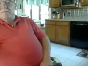 Wanking Grandpa Almost Gets Caught hot couple porn movies
