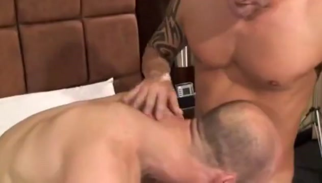Hairy daddy takes a dick Crazy fetish porn