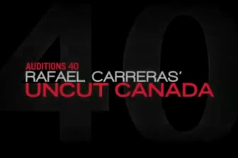 Rafael Carreras Uncut Canada Romantic emoji sentences