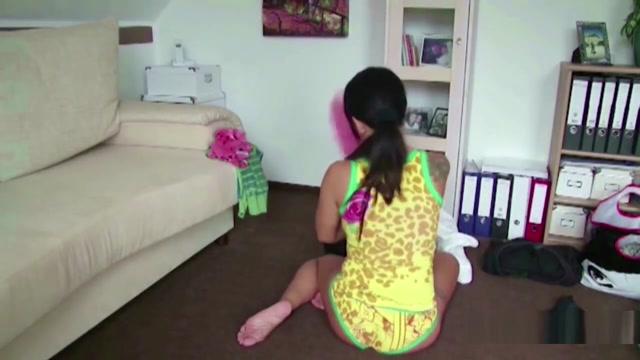German Step-son Seduce To Fuck His Big Tit Mom In Sextapes Farheen in bikini