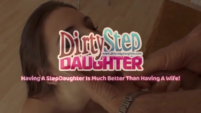 DirtyStepDaughter - Slender Stepdaughter Amazing Sex With Stepdad christina aguilera xxx fakes