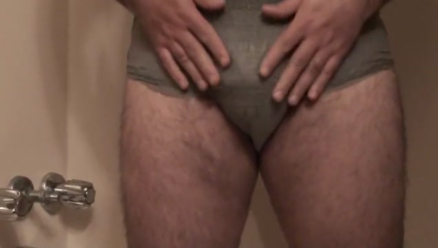 Peeing My Diaper Makes Me Cum! nude teen tied up video