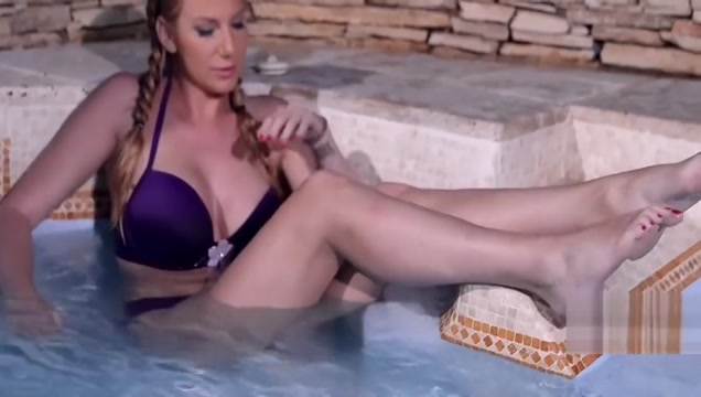 Hottest porn clip Feet best uncut Her First Anal of the Year