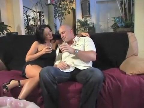 Horny pornstar in best big butt, brunette xxx video Hot and sexy legs