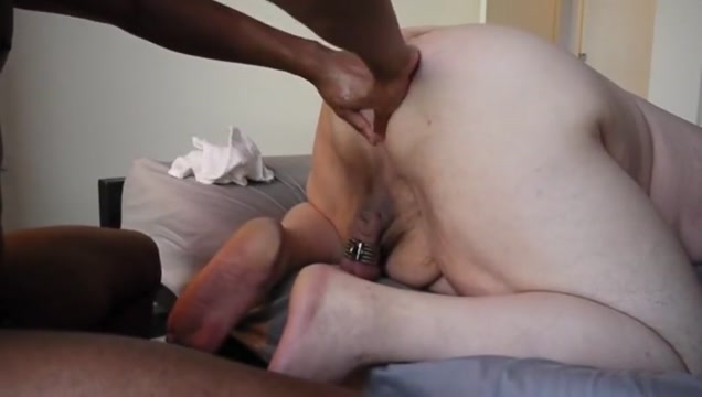 Fat chub gets fisted Desi India