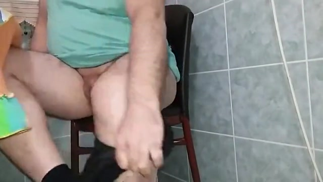 Turkish Daddy bear humping chair cumshot Adult man sissy