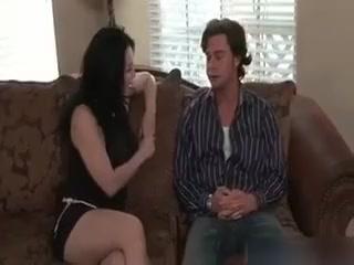 Hot Blonde Slut Gives Great Massage